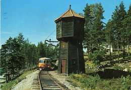 Transport > Railway > Trains - Sweden Postcard - Eisenbahnen