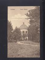 Romania PPC Craiova Parcul Bibescu 1924 - Romania