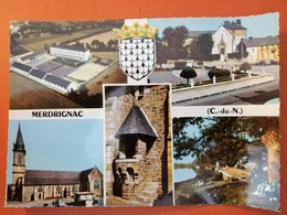 -Merdrignac-Multi Vues- - Francia