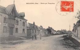 60-MOLIENS- ENTREE PAR FEUQUIERES - France