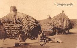 Village Allur Dan L'Ituri CONGO - Autres