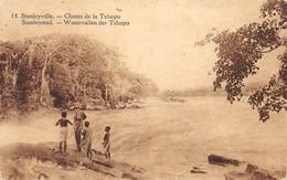 Chutes De La Tshopo Stanleyville Nr 14 CONGO - Autres