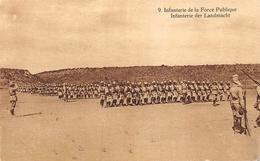 9 Infanterie De La Force Publique CONGO - Autres