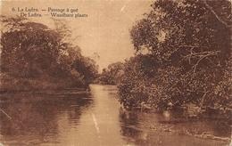 6 La Lufira Passage à Gué CONGO - Autres