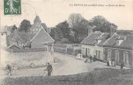 60-LA-NEUVILLE-EN-HEZ- ROUTE DE MOUY - France