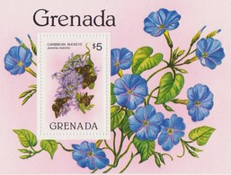Grenada 1981 Fiori Flowers Set MNH - Flora