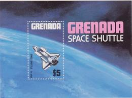 Grenada 1981 Spazio Space Set MNH - Südamerika