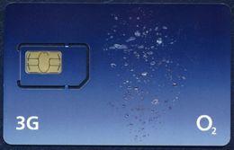 IRELAND - IRLANDE - IRLAND - IRLANDA GSM (SIM) CARD O2 MINT UNUSED - Ireland