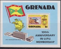 Grenada 1982 UPU Set MNH - UPU (Union Postale Universelle)