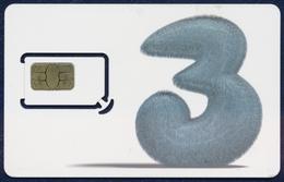 IRELAND - IRLANDE - IRLAND - IRLANDA GSM (SIM) CARD THREE MINT UNUSED - Ireland