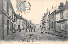 60-ACY-EN-MULTIEN- LA GRANDE RUE ET LA PLACE - France