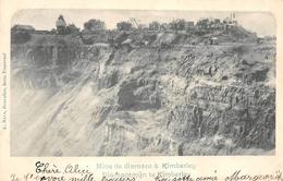 Diamant Kimberley Mine South Africa - Afrique Du Sud