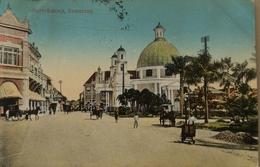 Ned. Indie - Indonesia // Semarang // Heerenstraat 191? - Indonesia