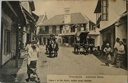 Ned. Indie - Indonesia / Soerabaja // Arabische Kamp 1911 - Indonesia