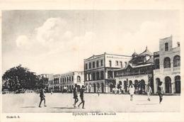 La Place Ménélick Djibouti - Djibouti