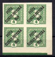CZECHOSLOVAKIA  1919 , MNH - Cecoslovacchia