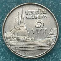 Thailand 1 Baht, 2536 (1993) -1478 - Thailand