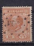 Dutch Surinam 1873, Nvphnr 13. Cw 25 Euro - Suriname ... - 1975