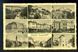 HUNGARY - Veszprembol / Postcard Circulated, 2 Scans - Hungary