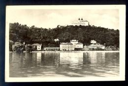 HUNGARY - Tihany Halbiologia / Postcard Circulated, 2 Scans - Hungary