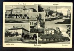 HUNGARY - Gyongyos / Postcard Circulated, 2 Scans - Hungary