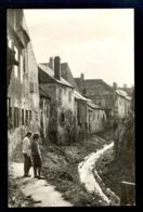 HUNGARY - Sopron Ikva-patak / Visible Traces Of Bending / Postcard Circulated, 2 Scans - Hungary
