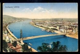 HUNGARY - Budapest Latkep / Visible Traces Of Bending / Postcard Circulated, 2 Scans - Hungary
