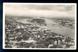 HUNGARY - Budapest Kilatas A Margitszigetre / Postcard Circulated, 2 Scans - Hungary