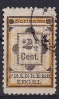 Dutch Surinam 1892, Nvphnr 22-a. Cw 20 Euro - Suriname ... - 1975