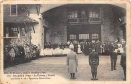 60-CHAMBLY- LE CHÂTEAU HÔPITAL, AUXILAIRE N° 38 - REMISE DE DECORATIONS - Autres Communes