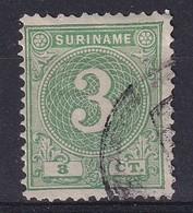 Dutch Surinam 1890, Nvphnr 19. Cw 5 Euro - Suriname ... - 1975