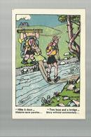 **  Histoire Sans Paroles ***/ Story Without Commentary       **--Illustrateur: G. DELANCRE - Scoutisme
