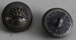 Bouton Officier Cuirassier Dia 21 - Buttons