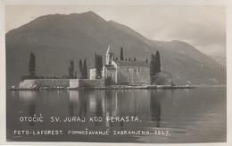AK Perast Пераст Perasto Sv Juraj Sveti Dorde Heiliger Georg Montenegro Crna Gora Црна Гора Serbien Serbia Serbie Srbija - Montenegro