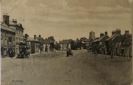 Rayleigh (Essex) Beautiful Scene Card 1910 - Engeland