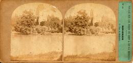 Bieberich, Furne & Tournier, Voyage Bords Du Rhin, Le Parc, No. 62 - Stereoscopic