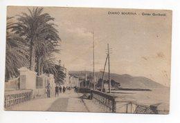 DIANO MARINA Corso Garibaldi Gel. 1920 V. Ventimiglia N. Ennenda Glarus - Imperia