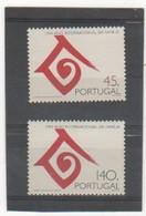 PORTUGAL 1994 YT N° 1990-91 Neuf** MNH - 1910-... République