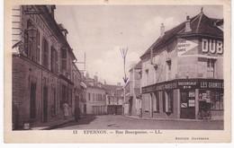 28 Eure Et Loir -  EPERNON - Rue Bourgeoise - Les Grands Economats Parisiens - Epernon