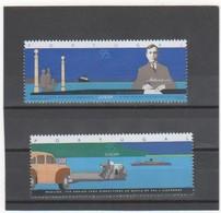 PORTUGAL 1995 YT N° 2052-53 Neuf** MNH - 1910-... République