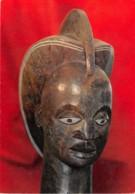 GABON Pierre Scultee De MBIGOU 4(scan Recto-verso) MA193 - Gabon