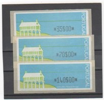 PORTUGAL 1991 Distributeurs Série N° 3 Neuf** MNH - Vignettes D'affranchissement (ATM/Frama)