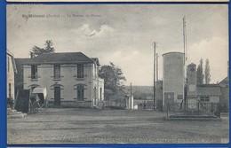 St MAIXENT    Le Bureau De Poste     écrite En 1930 - Francia