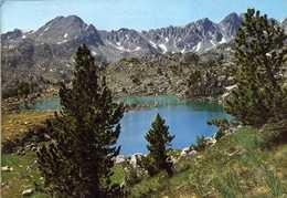 CPM - Lac D'Els Pessons - Andorra
