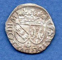 Lorraine -  Nancy  -  Henry II - 476-1789 Monnaies Seigneuriales