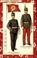 JAPON - Carte Postale - Uniforme De L 'Armée Japonaise - L 29809 - Japan