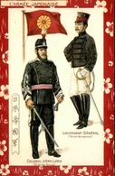 JAPON - Carte Postale - Uniforme De L 'Armée Japonaise - L 29810 - Japan