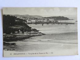 CP (29) Finistère - DOUARNENEZ - Vue Prise De La Pointe Du Raz - Douarnenez