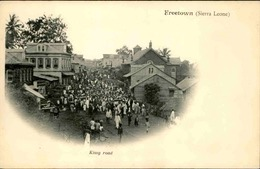 SIERRA LEONE - Carte Postale - Freetown - Kissy Road - L 29813 - Sierra Leone