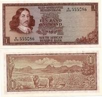 SOUTH AFRICA       1 Rand       P-116b      ND (1975)        UNC - Sudafrica